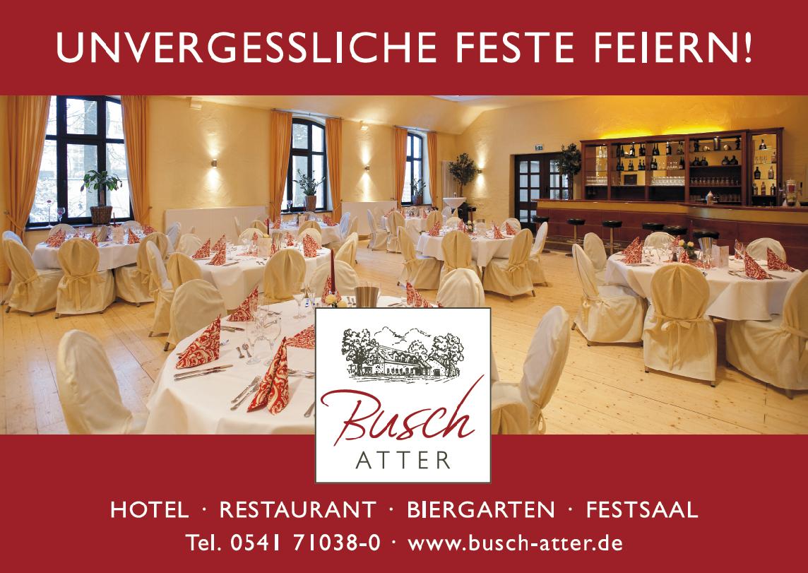 Weihnachtsfeier Osnabrück.Events In Osnabrück Busch Atter